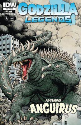 Godzilla: Legends #1