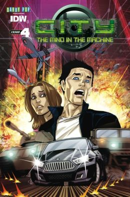 City: Mind in the Machine #4