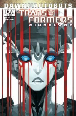 Transformers: Windblade #3