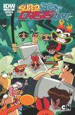 Book Cover Image. Title: Cartoon Network:  Super Secret Crisis War! #3, Author: Louise Simonson