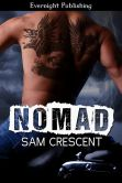 Book Cover Image. Title: Nomad, Author: Sam Crescent