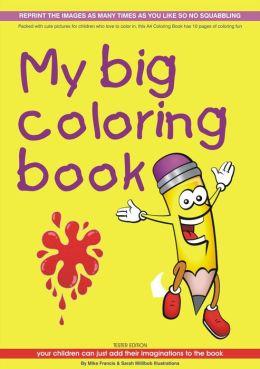 My Big Coloring Book