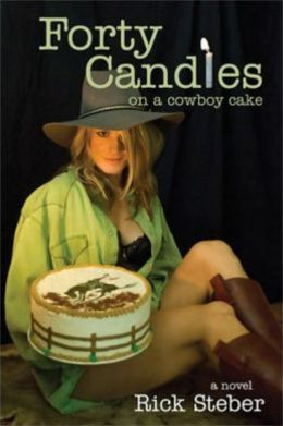 Forty Candles on a Cowboy Cake
