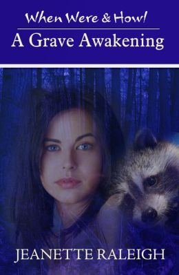 A Grave Awakening: When Were & Howl Book 4
