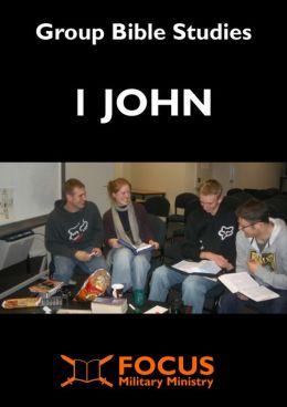 1 John Group Bible Studies