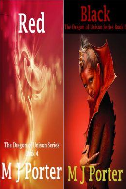 Red and Black (The Dragon of Unison Book 4 & 5 combined edition)