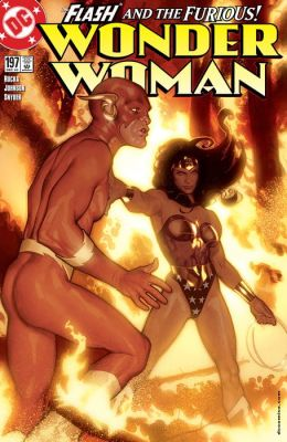 Wonder Woman (1987-2006) #197 (NOOK Comic with Zoom View)