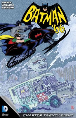 Batman '66 #28 (NOOK Comic with Zoom View)