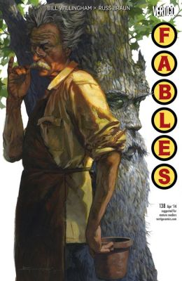 Fables #138 (NOOK Comic with Zoom View)