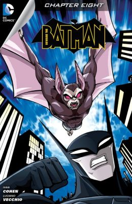 Beware the Batman (2013- ) #8 (NOOK Comic with Zoom View)