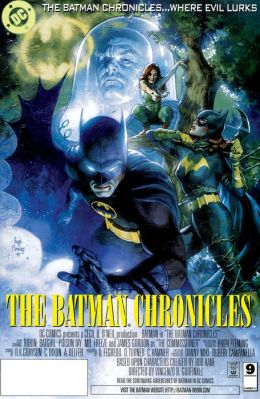 The Batman Chronicles #9 (NOOK Comic with Zoom View)