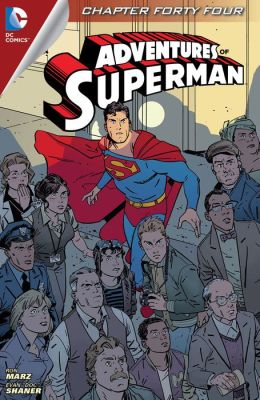 Adventures of Superman (2013- ) #44 (NOOK Comic with Zoom View)