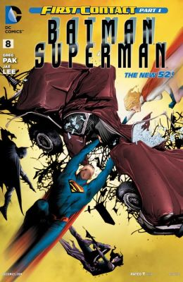 Batman/Superman (2013- ) #8 (NOOK Comic with Zoom View)
