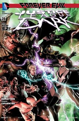 Justice League Dark (2011- ) #28 (NOOK Comic with Zoom View)