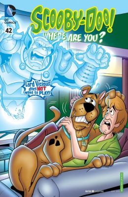Scooby-Doo, Where Are You? (2010- ) #42 (NOOK Comic with Zoom View)