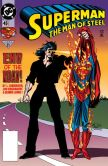 Book Cover Image. Title: Superman:  The Man of Steel (1991-2003) #45 (NOOK Comic with Zoom View), Author: Louise Simonson