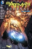 Book Cover Image. Title: Batman Eternal (2014- ) #3 (NOOK Comic with Zoom View), Author: James T. Tynion IV