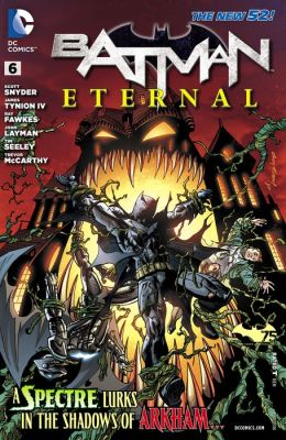 Batman Eternal #6 (NOOK Comic with Zoom View)