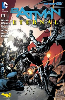 Batman Eternal (2014- ) #8 (NOOK Comic with Zoom View)