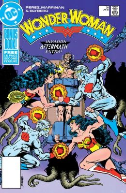 Wonder Woman (1987-2006) #26 (NOOK Comic with Zoom View)