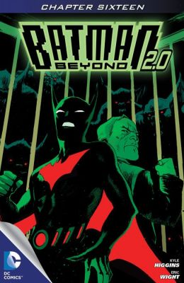 Batman Beyond 2.0 (2013- ) #16 (NOOK Comic with Zoom View)