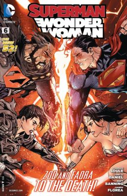 Superman/Wonder Woman (2013- ) #6 (NOOK Comic with Zoom View)