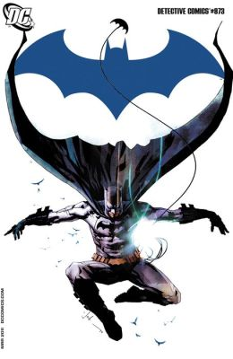 Detective Comics (1937-2011) #873 (NOOK Comic with Zoom View)