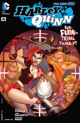 Harley Quinn (2013- ) #4 (NOOK Comic with Zoom View)