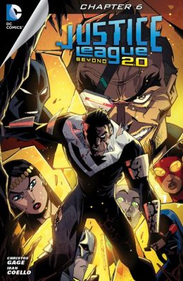 Justice League Beyond 2.0 (2013- ) #16 (NOOK Comic with Zoom View)