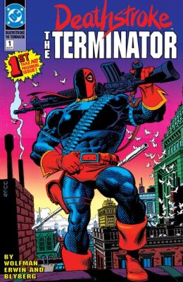 Deathstroke the Terminator (1991-1996) #1 (NOOK Comic with Zoom View)
