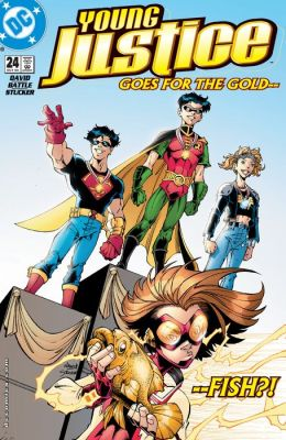 Young Justice (Classic Series) #24 (NOOK Comic with Zoom View)
