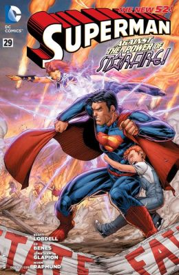 Superman (2011- ) #29 (NOOK Comic with Zoom View)