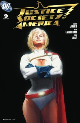JSA #9 (NOOK Comic with Zoom View)