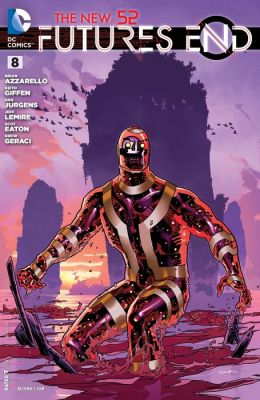 The New 52 : Futures End #8 (NOOK Comic with Zoom View)