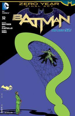 Batman (2011- ) #32 (NOOK Comic with Zoom View)