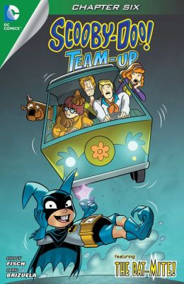 Scooby-Doo Team-Up (2013- ) #6 (NOOK Comic with Zoom View)