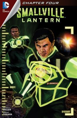 Smallville: Lantern #4 (NOOK Comic with Zoom View)