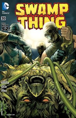Swamp Thing (2011- ) #30 (NOOK Comic with Zoom View)
