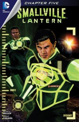 Smallville: Lantern #5 (NOOK Comic with Zoom View)
