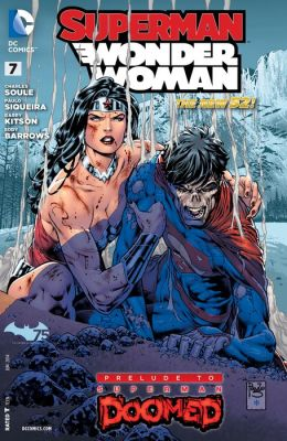Superman/Wonder Woman (2013- ) #7 (NOOK Comic with Zoom View)