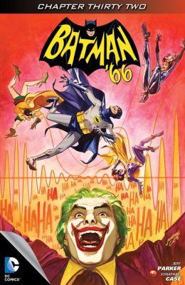 Batman '66 #32 (NOOK Comic with Zoom View)