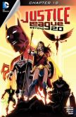 Book Cover Image. Title: Justice League Beyond 2.0 (2013- ) #18 (NOOK Comic with Zoom View), Author: Christos Gage