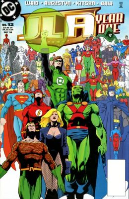 JLA Year One #12 (NOOK Comic with Zoom View)