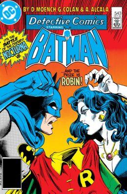 Detective Comics (1937-2011) #543 (NOOK Comic with Zoom View)