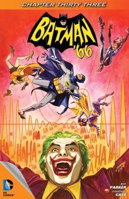 Batman '66 #33 (NOOK Comic with Zoom View)