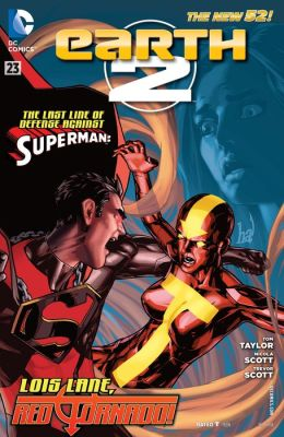 Earth 2 (2012- ) #23 (NOOK Comic with Zoom View)
