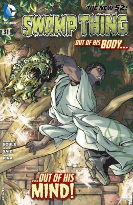 Swamp Thing (2011- ) #31