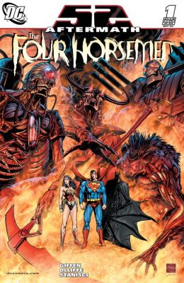 52 Aftermath: The Four Horsemen #1
