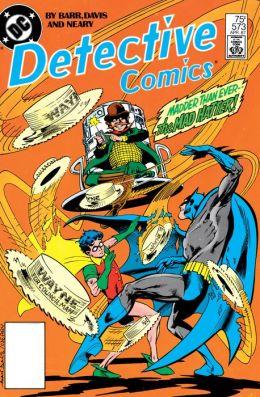Detective Comics (1937-2011) #573 (NOOK Comic with Zoom View)