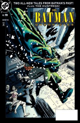 The Batman Chronicles #19 (NOOK Comic with Zoom View)